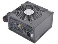 Блок питания  Chieftec 650W Retail CTG-650C МОДУЛЬНЫЙ, v.2.3, КПД > 85% , A.PFC, 2x PCI-E (6+2-Pin), 6x SATA, 4x MOLEX, Fan 12cm