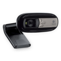 Logitech Webcam C170, 5MP, 640х480, USB, [960-000760 , 960-000957]