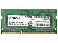 Модуль памяти DDR3L 2Gb 1600MHz Crucial CT25664BF160B RTL PC3-12800 CL11 SO-DIMM 204-pin 1.35В