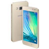 Смартфон Samsung Galaxy A3 Gold SM-A300FZDDSER