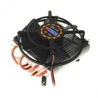 Вентилятор Titan TTC-NK96TZ,NPW Soc-1150,1155,1156 4pin 15-29dB Al+Cu 130W 530g винты Z-AXIS