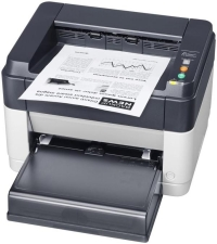Принтер Лазерный Kyocera FS-1040 (1102M23RU0/1102M23RUV) A4 20 стр 32 Мб USB 2.0