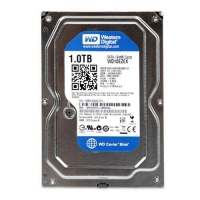 Жесткий диск WD Original SATA-III 1Tb WD10EZEX Blue (7200rpm) 64Mb 3.5