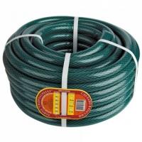 Шланг поливочный Гидроагрегат Д=12мм  (25м) прозрачный зеленый