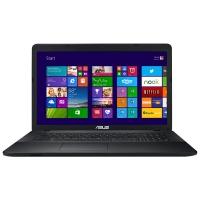 "Ноутбук ASUS X751LDV-TY136H Core i3-4030U/6144Mb/750Gb/DVD-RW/nVidia GeForce GT 820M 2048Mb/17.3""/1600x900/Windows 8.1 64-bit/black/WiFI/Cam"