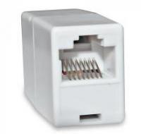 Коннектор RJ45 Проходной адаптер для соединения патч-кордов  (EIC-UJJ0)