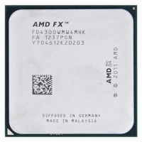 Процессор AMD   FX-4300 OEM Socket AM3+