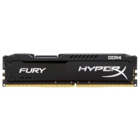 MEMORY DIMM 4GB PC17000 DDR4 FURY HX421C14FB/4 KINGSTON