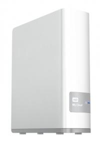 """Персональная СХД WD Original USB 3.0 4Tb WDBCTL0040HWT-EESN My Cloud 3.5"""""""