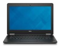 "Ультрабук Dell Latitude E7270 Core i5 6200U/8Gb/SSD256Gb/Intel HD Graphics 520/12.5""/IPS/FHD (1366x768)/Windows 7 Professional 64 +W10Pro/black/WiFi/Cam"