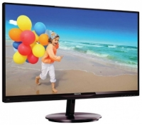 "Монитор Philips 27"" 274E5QSB (00/01) Black AH- IPS LED 14ms 16:9 DVI 20M:1 250cd"
