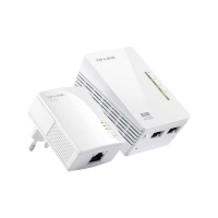 Сетевой адаптер HomePlug AV TP-Link TL-WPA2220KIT RJ-45
