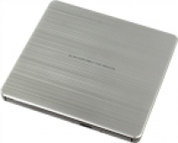 Оптич. накопитель ext. DVD±RW LG (HLDS) GP60NS60 Silver (Slim, USB 2.0, Retail)