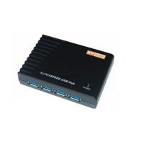 Контроллер ST-Lab U-540 USB 3.0 4 Ports Hub W/POWER, Retail