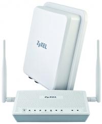 Модем Zyxel LTE6101 802.11n xDSL USB Уличный модем LTE с точкой доступа 300 Мбит/с и коммутатором Gigabit Ethernet