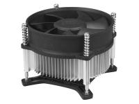 Вентилятор Deepcool CK-11508 Soc-1150/1155/1156 3pin 25dB Al 65W 245g винты
