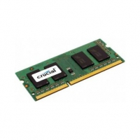 Память SO-DIMM DDR3 4Gb (pc-12800) 1600MHz Crucial (CT51264BF160BJ)