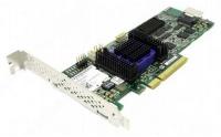 Контроллер Adaptec ASR-8805 SGL RAID 0/1/1E/10/5/6/50/60, 8i ports, 1Gb (2277500-R)