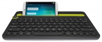 (920-006368) Клавиатура Беспроводная Logitech Wireless Bluetooth Multi-Device Keyboard K480