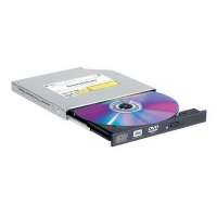 Оптический привод LG DVD-RW Slim 9.5mm SATA Black OEM