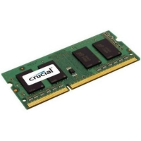 Модуль памяти DDR3L 8Gb 1600MHz Crucial CT102464BF160B  PC3-12800 CL11 SO-DIMM 204-pin 1.35В