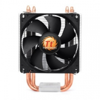 Вентилятор Thermaltake Contac 21 Soc-1150/1155/1366/AM3+/FM1/FM2 4pin 19-30dB Al+Cu 140W 425g винты