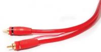 SUPRA SRD 1.2 (Коаксиальный межблочный кабель из безкислородной меди с управляющим проводом. Двойной экран. Пластиковые RCA разъемы с контактами, покрытыми 24-х каратным золотом. Гарантирует минимальные потери сигнала и защиту от радиопомех.)