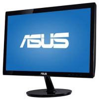 "Монитор Asus 20"" VS207T-P Black TN LED 5ms 16:9 DVI M/M 80M:1 250cd"