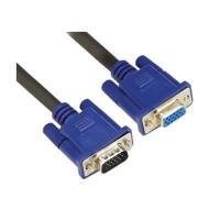 Кабель удлинительный Монитор-SVGA card (15M-15F) 1.8m, 2 фильтра VCOM <VVG6460-1.8M>
