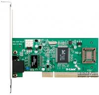 Гигабитный адаптер D-Link DGE-530T, PCI, 10/100/1000Mbps Managed Gigabit Ethernet UTP NIC, 32-bit (OEM)