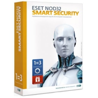 ПО Eset NOD32 Антивирус - универ лиц прод на 20 мес или новая 3-Desktop 1 year Box (NOD32-ENA-1220(BOX)-1-1)