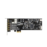 Звуковая карта Asus PCI-E Xonar DX (C-Media CMI8788) 7.1 (5.1 digital S/PDIF out Dolby Digital Live) RTL