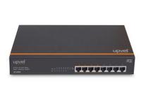 PoE-сплиттер UPVEL UP-102S 10/100 Мбит/с (переключатель выходного напряжения 5V, 9V, 12V DC, индикатор выбранного напряжения)