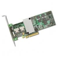 Контроллер Контроллер LSI Logic MegaRAID SAS 9260-8i SGL (LSI00198) 512Mb PCI-E, 8-port 6Gb/s, SAS/SATA RAID Adapter RTL
