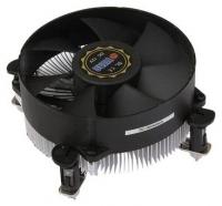 Вентилятор Titan DC-156V925X/RPW/CU25 Soc-1155 4pin 12-36dB Al+Cu 105W 285g клипсы низкопрофильный