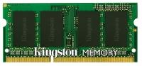 Память SO-DIMM DDR3 2Gb (pc-10600) 1333MHz Kingston (KVR13S9S6/2)