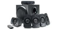 Колонки Logitech Z906 5.1 500Bт, Surround Sound black (980-000468)