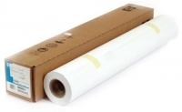 """Широкоформатная бумага HP Ярко-белая бумага для плоттера А1 24""""(0.61) X 45,7 м, 90 г/м2"""