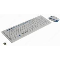 Клавиатура+ мышь  Defender Skyline 895 Nano W(Белый) Кл:104, 1000/1500/2000dpi