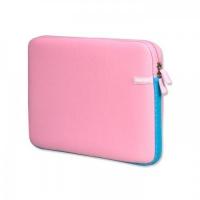 Сумки для ноутбуков Чехол для ноутбука  PORTCASE KNP-11PN {неопрен, розовый, 10-11,1''}
