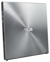 Привод DVD+/-RW Asus SDRW-08U5S-U/SIL/G/AS серебристый USB ext RTL