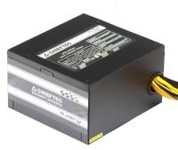Блок питания  Chieftec 650W Retail GPS-650A8 v.2.3/EPS, КПД > 80%, A.PFC, 2x PCI-E (6+2-Pin), 6x SATA, 2x MOLEX, Fan 12cm