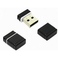 Носитель информации USB 2.0 QUMO 4GB NANO QM4GUD-NANO-B Black