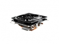 CPU Fan GeminII M4 (RR-GMM4-16PK-R1) для Intel (LGA1366/1156/1150/1155/775) и AMD FM1/AM3+/AM3/AM2+/AM2, TDP 140Вт, Al, вент 120х120х15мм, 500-1600об/мин, 4пин, PWM, 17.4-58.4CFM, 8-30dBA, MTBF40000ч