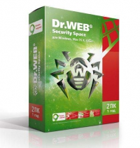 ПО DR.Web Security Space 2 ПК/1 год (BHW-B-12M-2-A3)