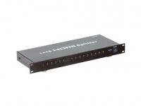 Разветвитель HDMI Splitter 1 to 16  VCOM 3D Full-HD 1.4v, каскадируемый