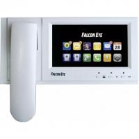 """Видеодомофон Falcon Eye FE-71TM цветной TFT LCD 7"""", сенсорный экран, подключение 2х панелей и 2х камер, запись изображения, встроенный DVR, адресный и"""