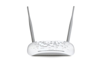 Маршрутизатор TP-LINK TD-W8961NB 300M Wireless ADSL2+ router, 4 ports, 2T2R (Annex B)