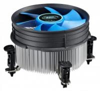Вентилятор Deepcool THETA 20 PWM Soc-1150/1155/1156 4pin 18-33dB Al 95W 376g винты