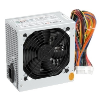 Блоки питания Кроун Блок питания CROWN CM-PS400W PLUS(20+4in, 120mm FAN, SATA*2, PATA(big Molex)*4, FDD*1, 4+4pin, Lines 1x12V OEM)